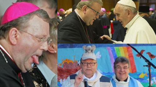 """""""Stellvertretender Vorsitzende der Deutschen Bischofskonferenz will homosexuelle Paare segnen"""""""