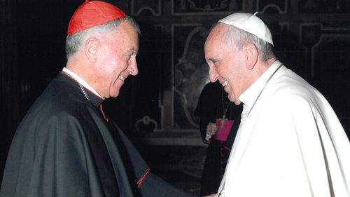 """""""Kardinal sagt, Papst Franziskus hat ihn angeregt, liturgisch ,kreativ' zu sein und Evangelium durch Laien vorzutragen"""""""