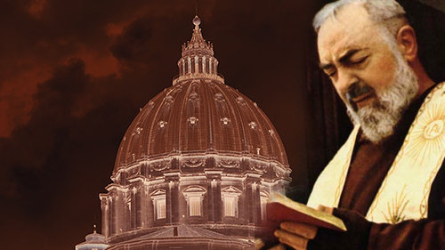 """Pater Pio: """"Satan wird kommen, um über eine falsche Kirche zu herrschen"""""""
