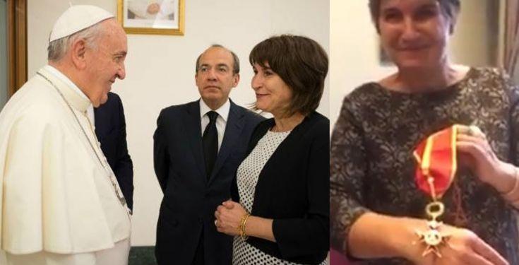 Franziskus ehrt niederländische Abtreibungs-Aktivistin Lilianne Ploumen mit Ordensverleihung